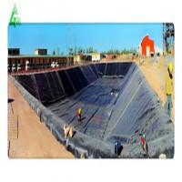 HDPE geomembrane aquaculture