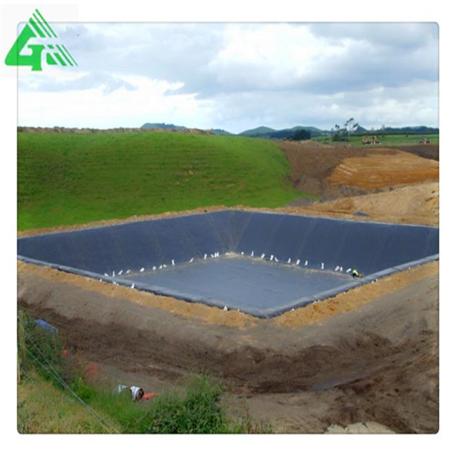 30mil,40mil,60mil, 80mil HDPE Pond Liner